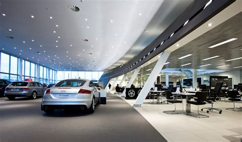audi showroom audi showroom pictures to pin on pinsdaddy