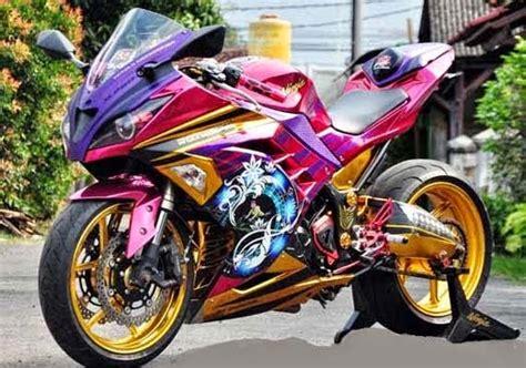 Modified Kawasaki 250r by 15 Modifications Kawasaki 250 The Motorcycle