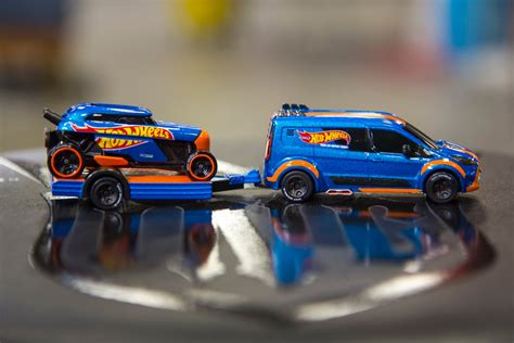 Wheels Turbot Hotwheels ford transit connect wheels concept is a race ready hauling machine autoevolution