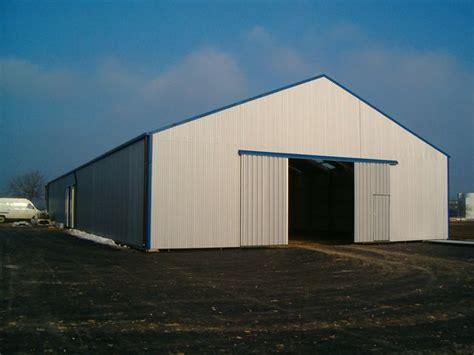 toiture de hangar hangar polyvalent 224 parois droites et toiture 224 deux pans