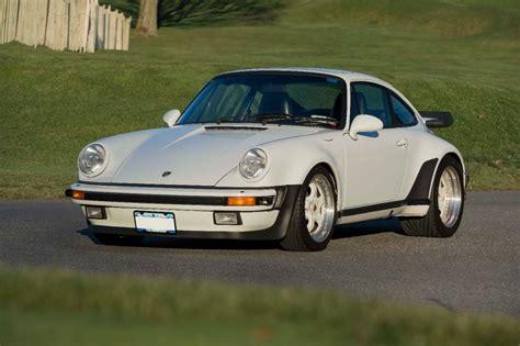 Porsche 911 Turbo 1986 by 1986 Porsche 911 Turbo Bring A Trailer