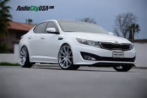 Kia Optima On Rims 2014 Kia Optima 20 Quot Niche Essen M146 Silver H R