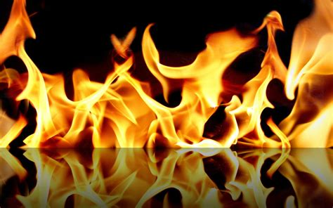 fire burning wallpaper gallery