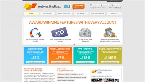 Web Hosting Giveaway - giveaway win web hosting accounts from webhostingbuzz