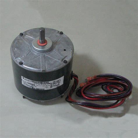 trane condenser fan motor trane condenser fan motor mot03420 mot03420 277 00