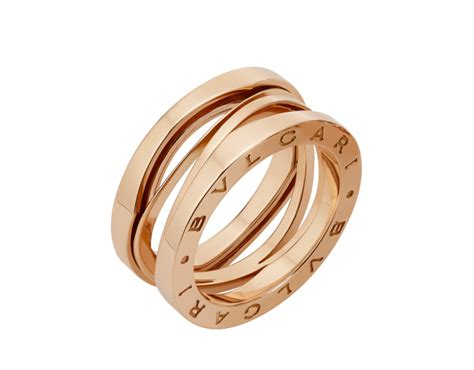 New Design Anello 8863 1 ring b zero1 an858029 bvlgari