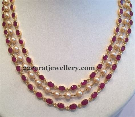 ruby jewelry 333 best ruby necklace jewellery images on
