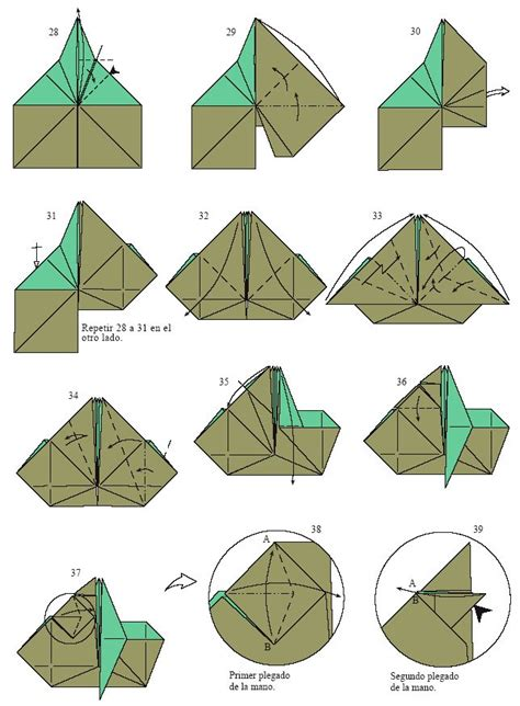 How To Fold An Origami Yoda - best 25 origami yoda ideas on origami yoda