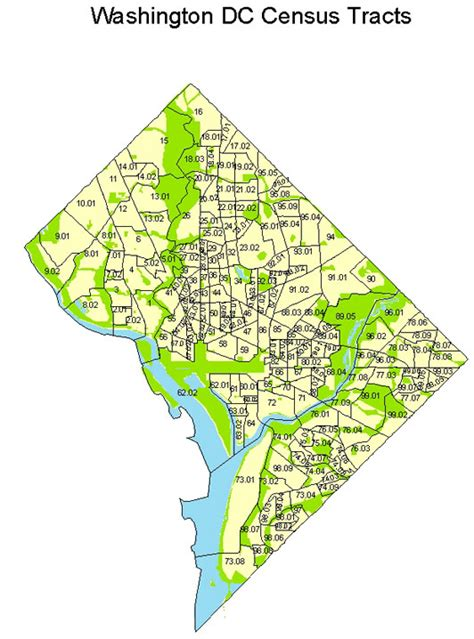 Census Tract Finder By Address Select 2000 Census Tract Profile Neighborhoodinfo Dc