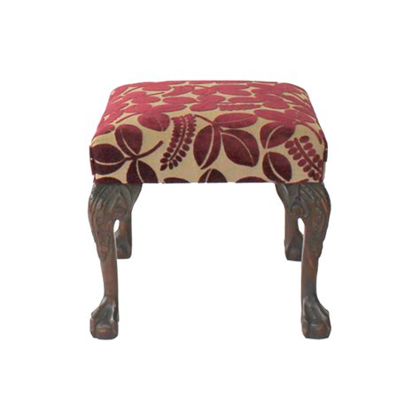 Stools Balls by And Claw Stool Kingston Traditional Upholstery