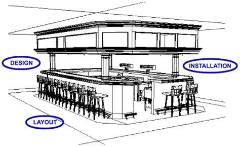 bar layout design ideas commercial bar designs and layouts joy studio design
