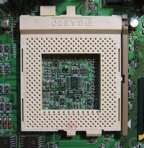 zocalo de microprocesador pqpi informatica tipos de procesadores y sockets