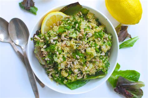 Detox Quinoa Salad Recipe by Detox Quinoa Salad The