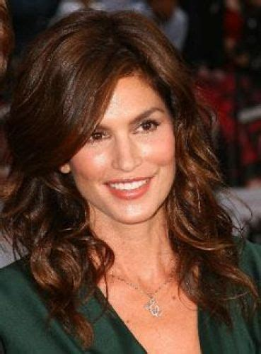 formal hair for women over 50 7 best cindy crawford hairstyles fantastic medium length