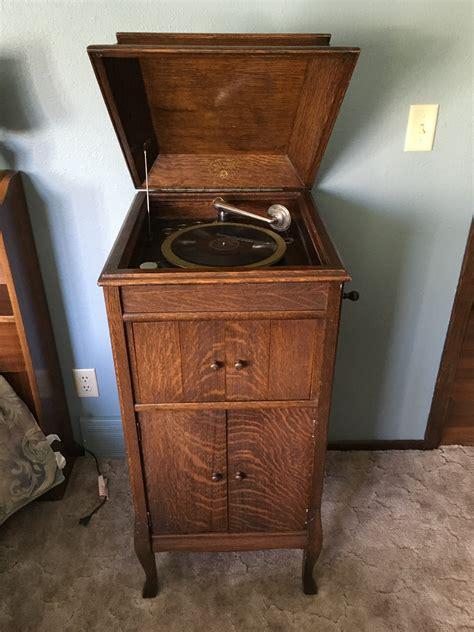 Furniture Columbia antique columbia grafonola phonograph antique vintage