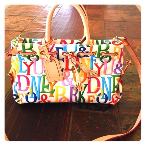 dooney and bourke colorful bag dooney bourke bags colorful likenew dooney bourke