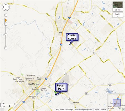 san marcos texas map following the barkers friday october 26 2012 san marcos tx