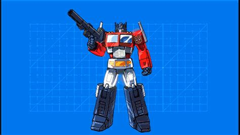 Morph Into A Character With St Transformer by Transform On
