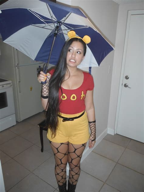 winnie the pooh costume diy dizzida diy winnie the pooh costume manicure hunny jar costume