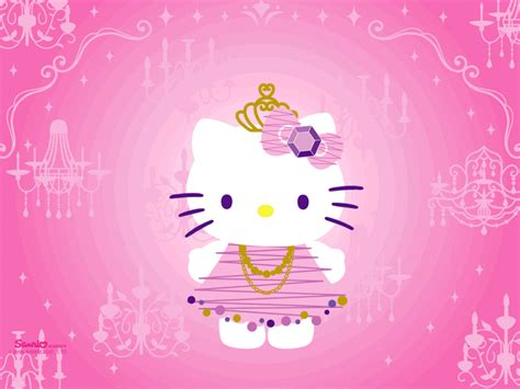 wallpaper hello kitty yang bagus gambar wallpaper hello kitty pink terbaru
