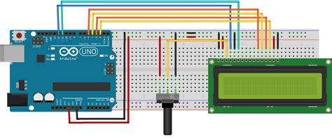 arduino code with lcd lcd display in real time arduino project hub download