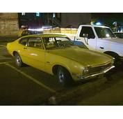 OLD PARKED CARS 1970 Ford Maverick Fastback
