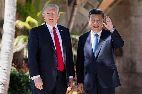 donald trump xi trump drops china bashing during warm xi summit mizzima