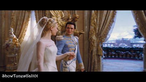 Cinderella 2015 Last Scene Wedding Youtube | cinderella 2015 wedding ending scene hd bello amor