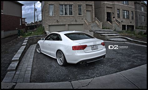 2012 Audi A5 S Line D2FORGED VS1 Wheels 11 Audi Tuning Mag