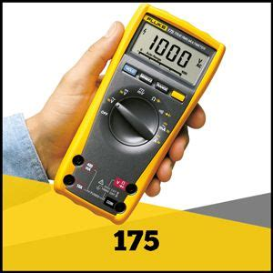 Jual Multimeter Fluke Bekas jual fluke 175 digital multimeter jual digital multimeter