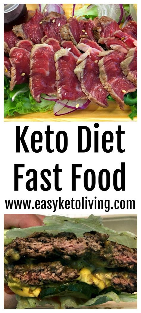 keto fasting best 25 keto fast food ideas on keto fast