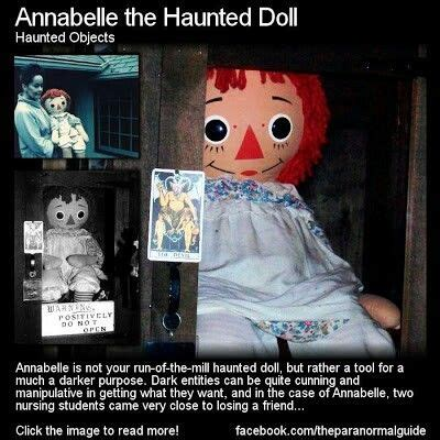 annabelle doll tour the real annabelle doll ref the conjuring scary