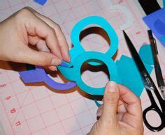 How To Make Paper Chains Without Glue - paper chains no glue or staples required