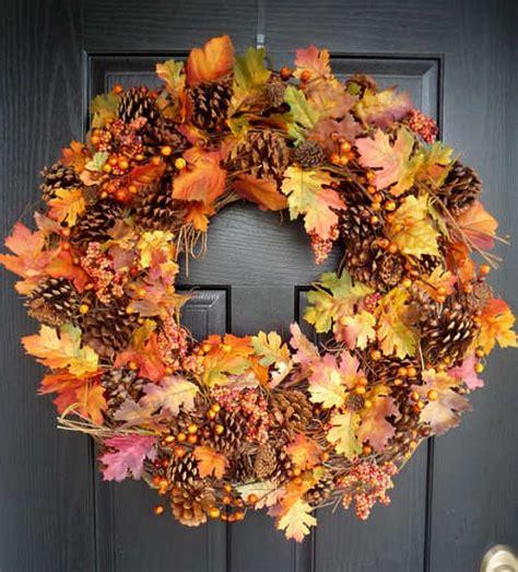 diy fall wreath roundup fall wreaths diy fall wreath