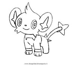 cute coloring pages luxray coloring pages pokemon shinx