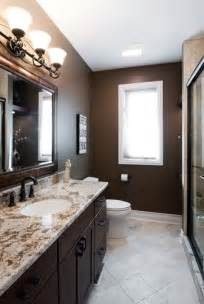 Brown Bathroom Ideas 25 Best Ideas About Brown Bathroom On Pinterest Brown