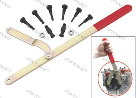 universal fan clutch water pump pulley holding tool image gallery pulley wrench
