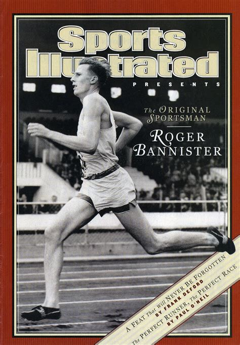 roger banister sir roger bannister academy of achievement