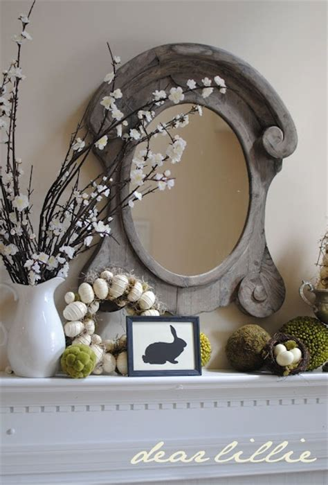 inspiring rustic easter decor ideas digsdigs