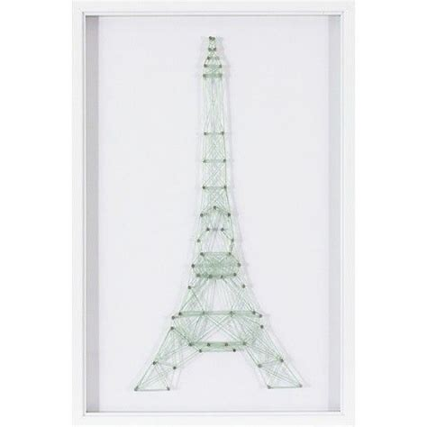 Eiffel Tower String - eiffel tower string 12x18 mint white target target