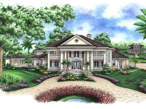 southern colonial house plans plan 037h 0080 find unique house plans home plans and