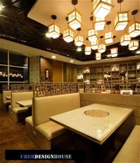 Korean Cafe Interior by Korean Bbq Restaurant Restaurant And Interiors On