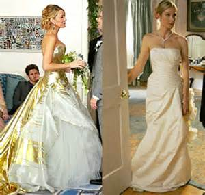 our favorite tv wedding dresses idojour