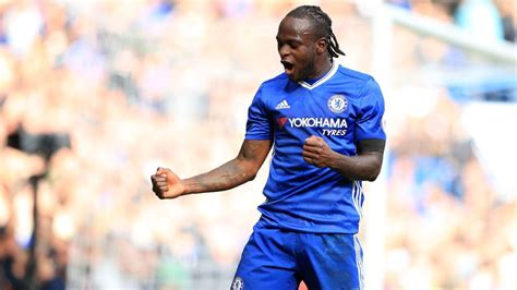 Victor Moses Victor Moses Targets More Goals For Chelsea After Signing
