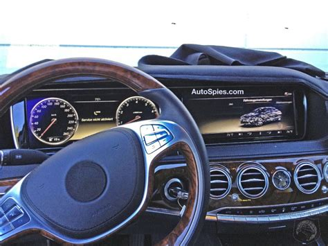 S Class 2013 Interior by Boostaddict Next Generation 2014 W222 Mercedes S