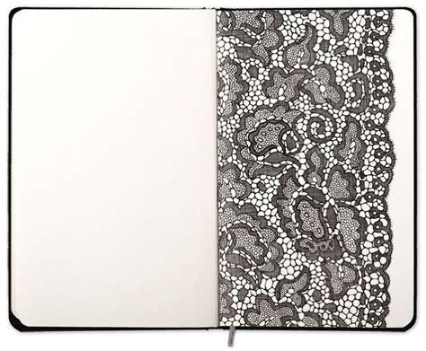 lace pattern sketch lace drawing in a sketchbook diy ideas pinterest