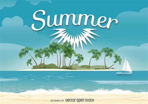 great collection of bright summer graphic resouces