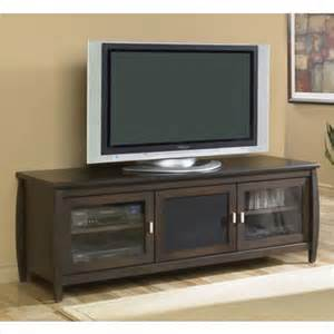 60 inch tv stands tech craft veneto series rounded tv cabinet for 48 60 inch
