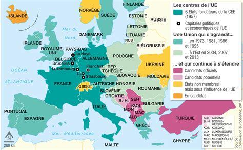 si鑒e de la commission europ馥nne l union europ 233 enne une union d 201 tats en construction