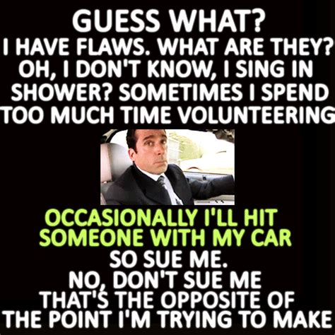 Quotes From The Office by The Office Quotes Michael Quotesgram